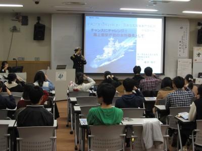 (3)灘波さんのご講演