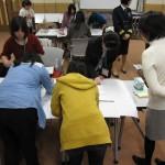 (5)グループワークの様子