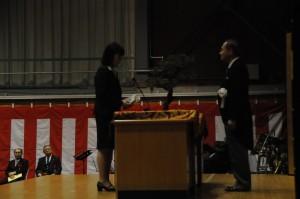 photo.2 入学生宣誓