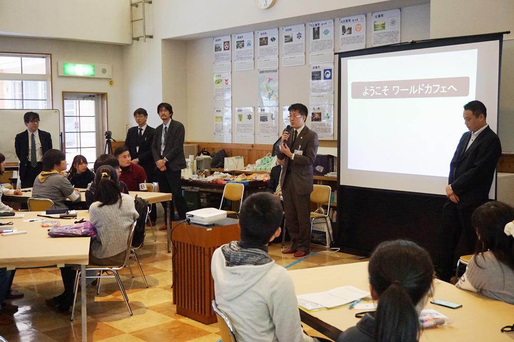 函館市観光部観光コンベンション推進課主査 岩本様からのご挨拶