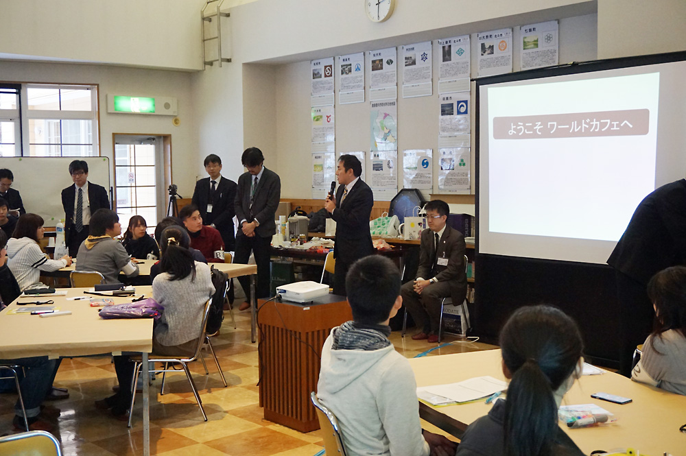 函館国際観光コンベンション協会理事 企画宣伝委員会委員長の中野様からのご挨拶